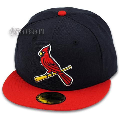 ST. LOUIS CARDINALS 1999-2006 ALT NEW ERA 59FIFTY FITTED