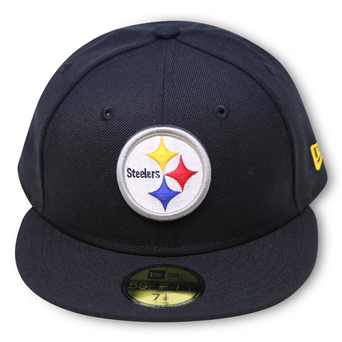 PITTSBURGH STEELERS (GM) NEW ERA 59FIFTY FITTED