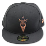 ARIZONA STATE SUNDEVILS NEW ERA 59FIFTY FITTED (COPPER FOAMPOSITE)
