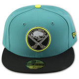 BUFFALO SABRES NEW ERA 59FIFTY FITTED