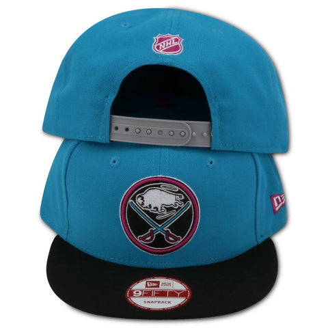 BUFFALO SABRES NEW ERA SNAPBACK (BIG BANG FOAMPOSITE)