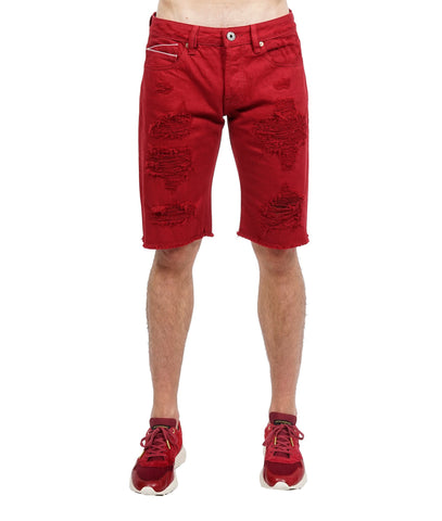 CULT RIO RED REBEL SHORTS