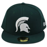 MICHIGAN STATE SPARTAN NEW ERA 59FIFTY FITTED