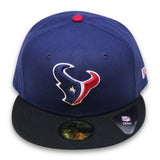 HOUSTON TEXANS NEW ERA 59FIFTY FITTED (AIR JORDAN 4 RETRO WINTERIZED)