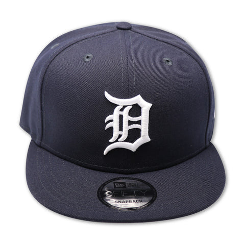 DETROIT TIGERS (NAVY) NEW ERA 9FIFTY SNAPBACK