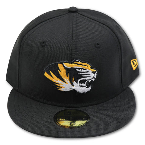 MISSOURI TIGERS NEW ERA 59FIFTY FITTED