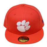 CLEMSON TIGERS NEW ERA 59FIFTY FITTED