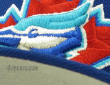 TORONTO BLUE JAYS 1999-2002 HOME NEW ERA 59FIFTY FITTED BRIM