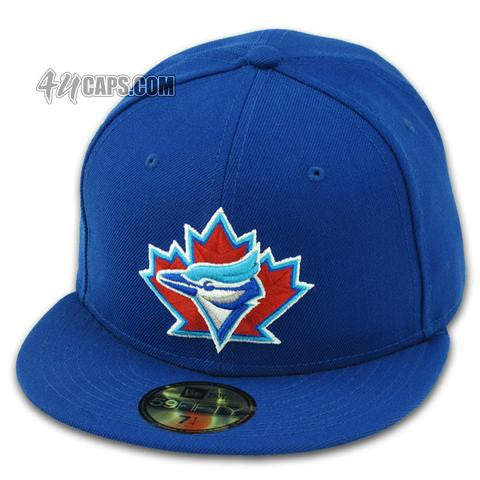 TORONTO BLUE JAYS 1999-2002 HOME NEW ERA 59FIFTY FITTED