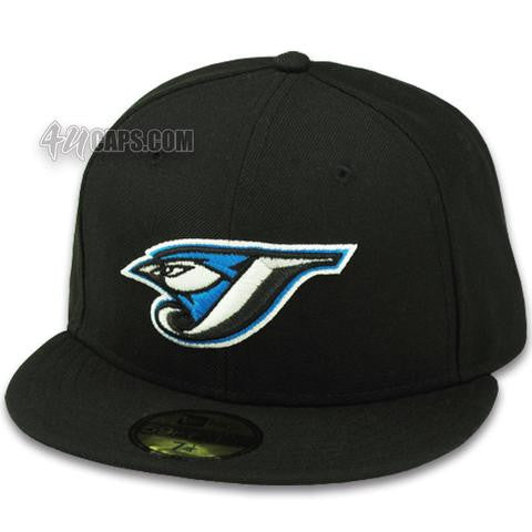 TORONTO BLUE JAYS 2004 ROAD NEW ERA 59FITY FITTED