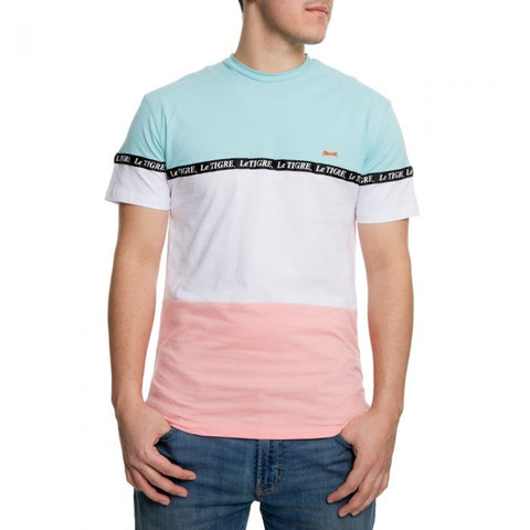 LE TIGRE TRI-COLOR TEE