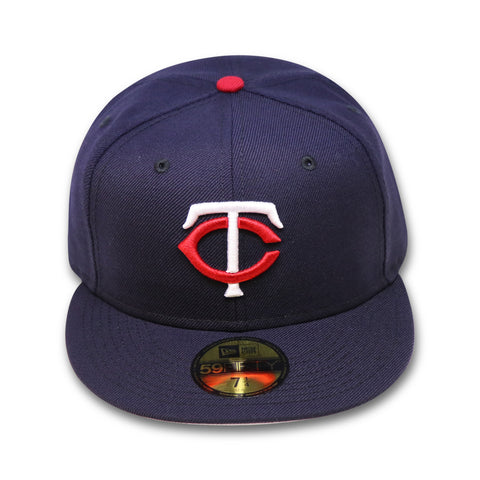 "MINNESOTA TWINS ""2004-2006 GAME"" NEW ERA 59FIFTY FITTED"
