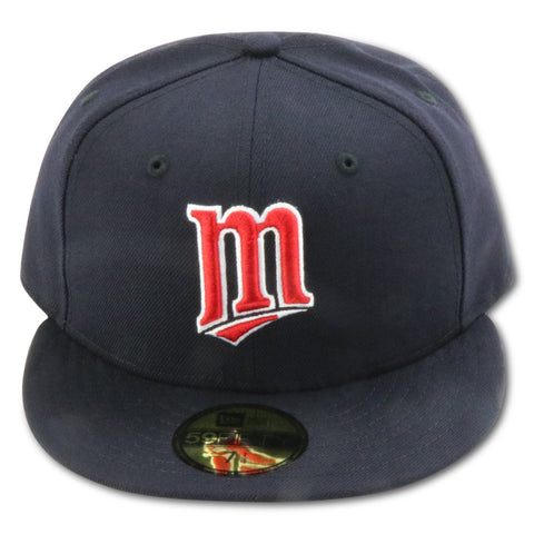 MINNESOTA TWINS 1999 GAME COOPERSTOWN NEW ERA 59FIFTY FITTED