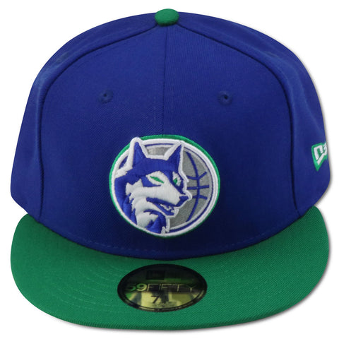 MINNESOTA TIMBERWOLVES NEW ERA 59FIFTY FITTED