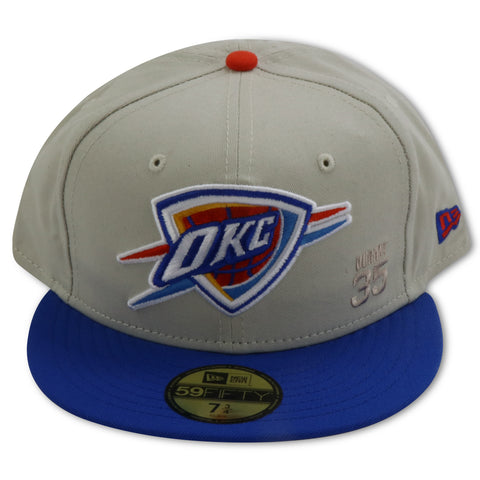 OKC THUNDER NEW ERA 59FIFTY FITTED (KD 5)