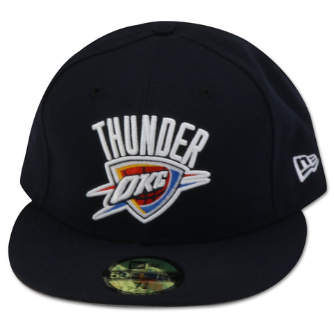 OKC THUNDER NEW ERA 59FIFTY FITTED