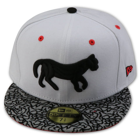 "DETROIT TIGERS NEW ERA 59FIFTY FITTED (AIR JORDAN 3  RETRO ""INFRARED 23"")"
