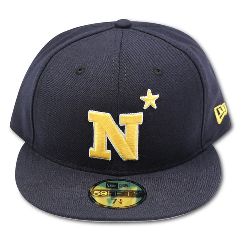 NAVY MIDSHIPMEN NEW ERA 59FIFTY FITTED