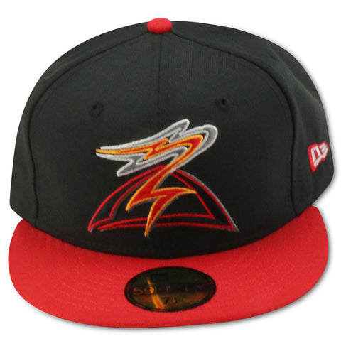 SALEM KEIZER VOLCANOES NEW ERA 59FIFTY FITTED