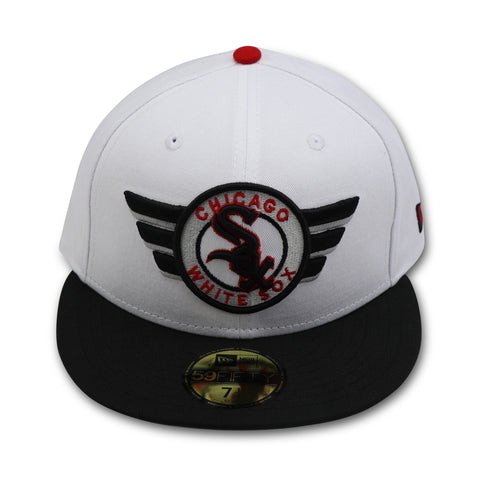 CHICAGO WHITESOX NEW ERA 59FIFTY FITTED (AIR JORDAN 3 RETRO TINKER)