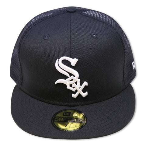 CHICAGO WHITESOX TRUCKER MESH NEW ERA 59FIFTY FITTED