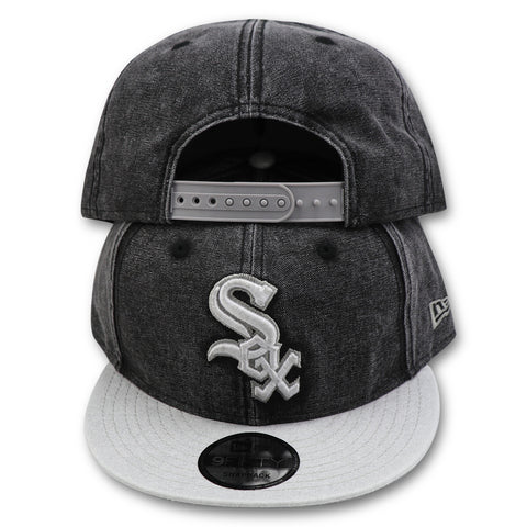 CHICAGO WHITESOX RUGGED CANVAS NEW ERA 9FIFTY SNAPBACK