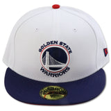 GOLDEN STATE WARRIORS (JULY 4TH) NEW ERA 59FIFTY FITTED
