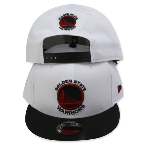 GOLDEN STATE WARRIORS NEW ERA 9FIFTY SNAPBACK (AIR JORDAN 10 RETRO I'M BACK)