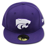 KANSAS STATE WILDCATS NEW ERA  59FIFTY FITTED