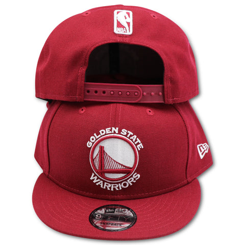 GOLDEN STATE WARRIORS NEW ERA 9FIFTY SNAPBACK