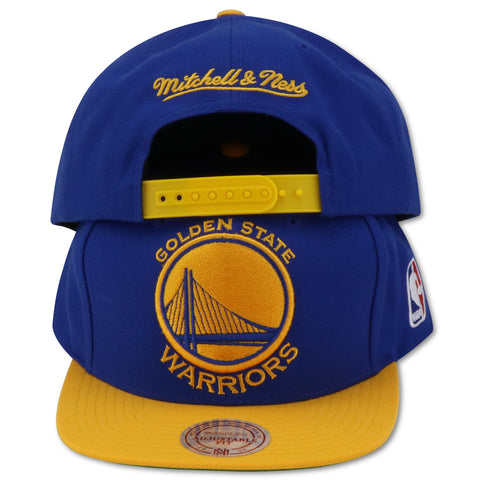 GOLDEN STATE WARRIORS MITCHELL & NESS SNAPBACK (NM04Z-MTC)