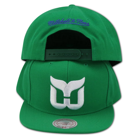 CONNECTICUT WHALERS MITCHELL & NESS SNAPBACK (VE61Z)
