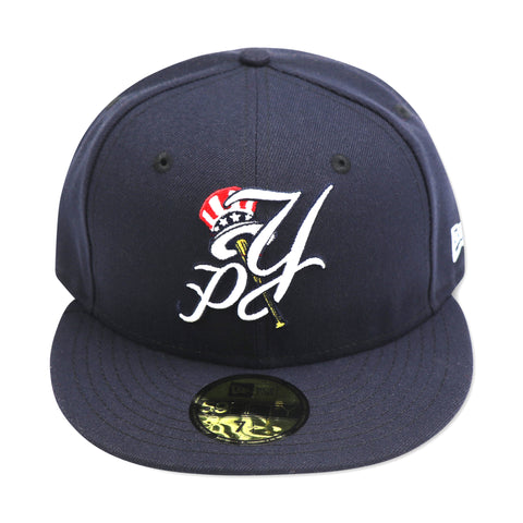 PULASKI YANKEES NEW ERA 59FIFTY FITTED