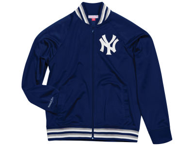 NEW YORK YANKEES TOP PROSPECT MITCHELL & NESS TRACK JACKET