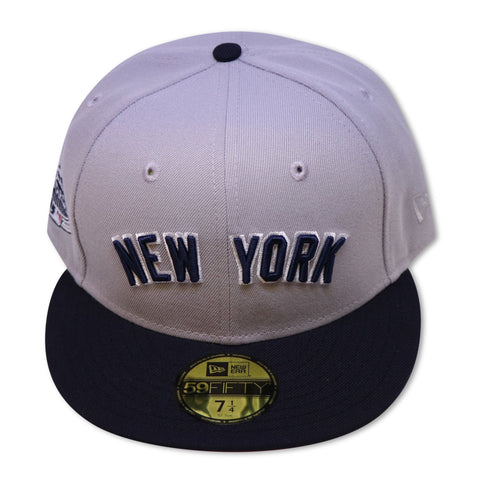 "NEW YORK  YANKEES ""2008 ALLSTAR GAME"" NEW ERA 59FIFTY FITTED (RED BOTTOM"