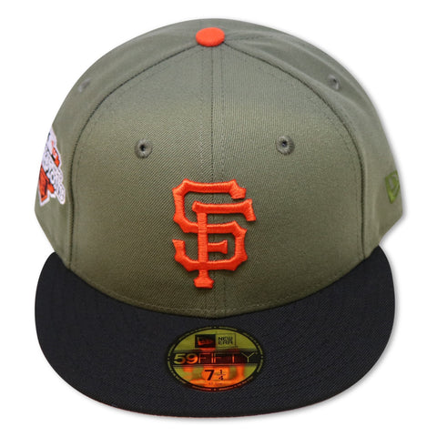 "SAN FRANCISCO GIANTS ""2012 WORLDSERIES CHAMPIONS"" NEW ERA 59FIFTY FITTED (AIR JORDAN 6 RETRO TRAVIS SCOTT)"
