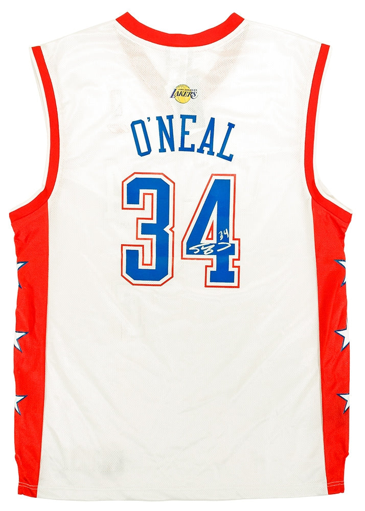 separation shoes 4aca2 7a3bd SHAQUILLE O'NEAL ALL STAR 2004 MITCHELL & NESS AUTHENTIC JERSEY