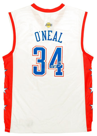 SHAQUILLE O'NEAL ALL STAR 2004 MITCHELL & NESS  AUTHENTIC JERSEY