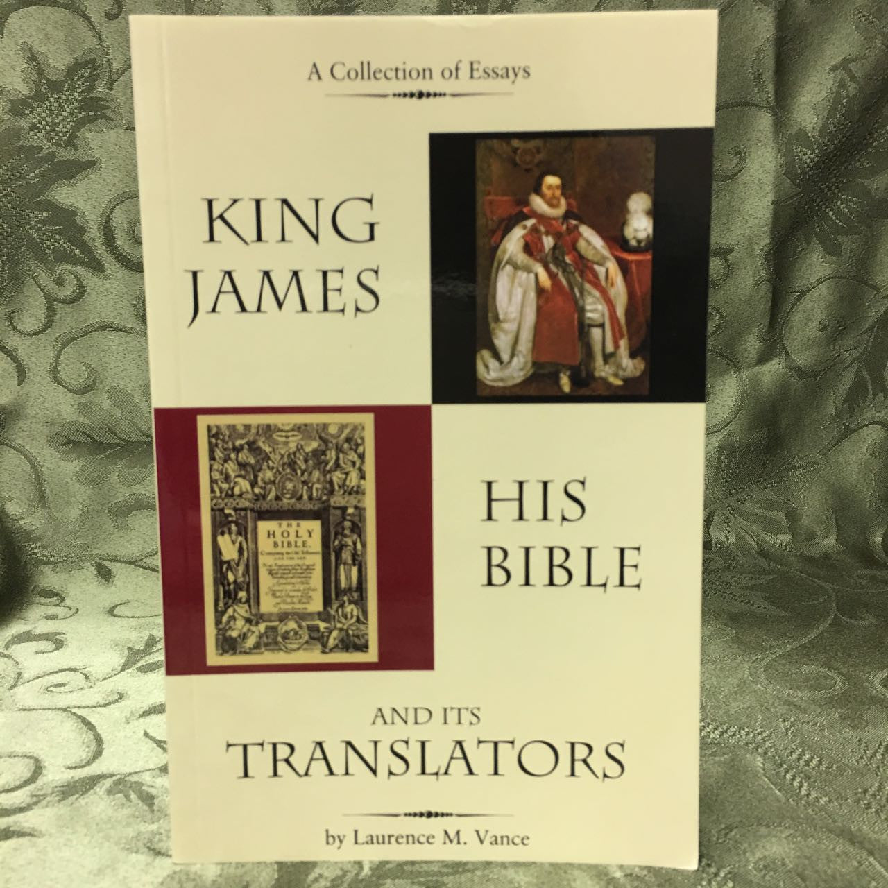 king james i essay Can the evidence be any clearer that king james either otto scott in his 1976 book james i: the fool as king and john lewis referred to an essay.