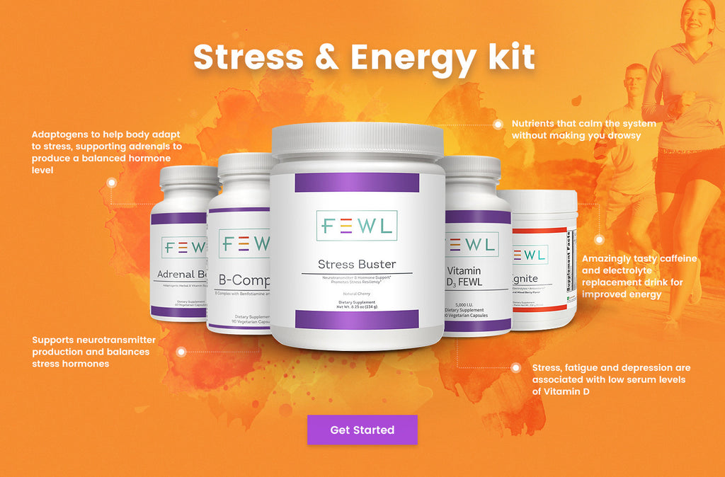 Stress & Energy Kit