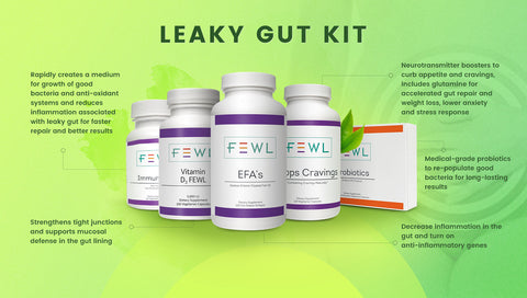 Leaky Gut Repair Kit
