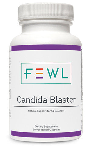 3x more active ingredients than competitors to destroy candida fast