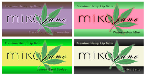 All Natural Lip Balm by MIKOjane