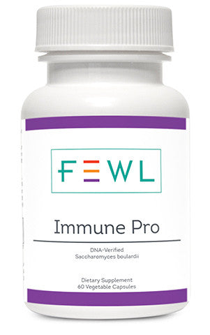powerful probiotic for immune boost and gut health / mucosal lining