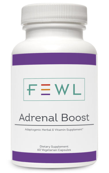 FEWL Adrenal Boost 3x more powerful