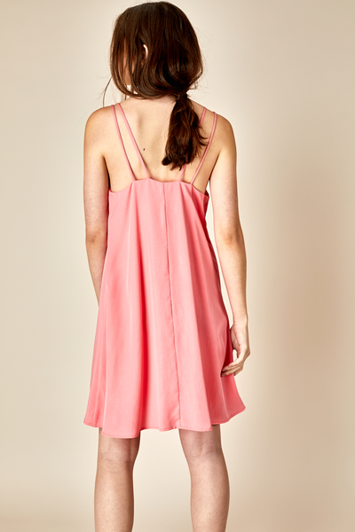 MELANIE DRESS - PINK