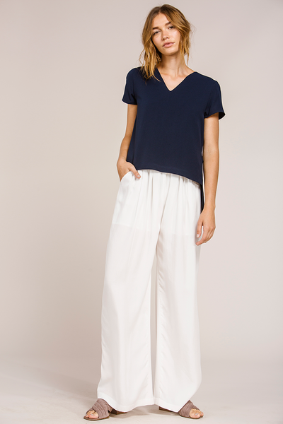 MAISIE PANTS - WHITE