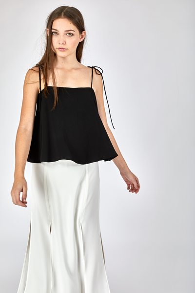 BETHANY TOP - BLACK