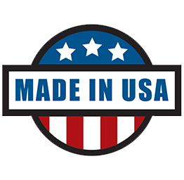 Made In US Badge