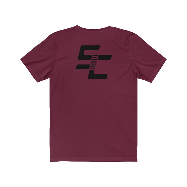 Men's Short Sleeve Tee Double Logo